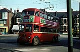 London trolleybus 1473