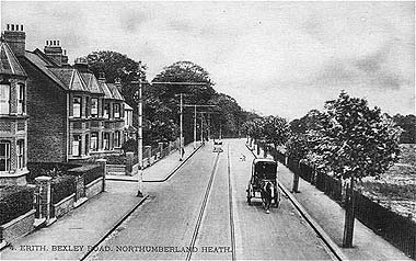Northumberland Heath