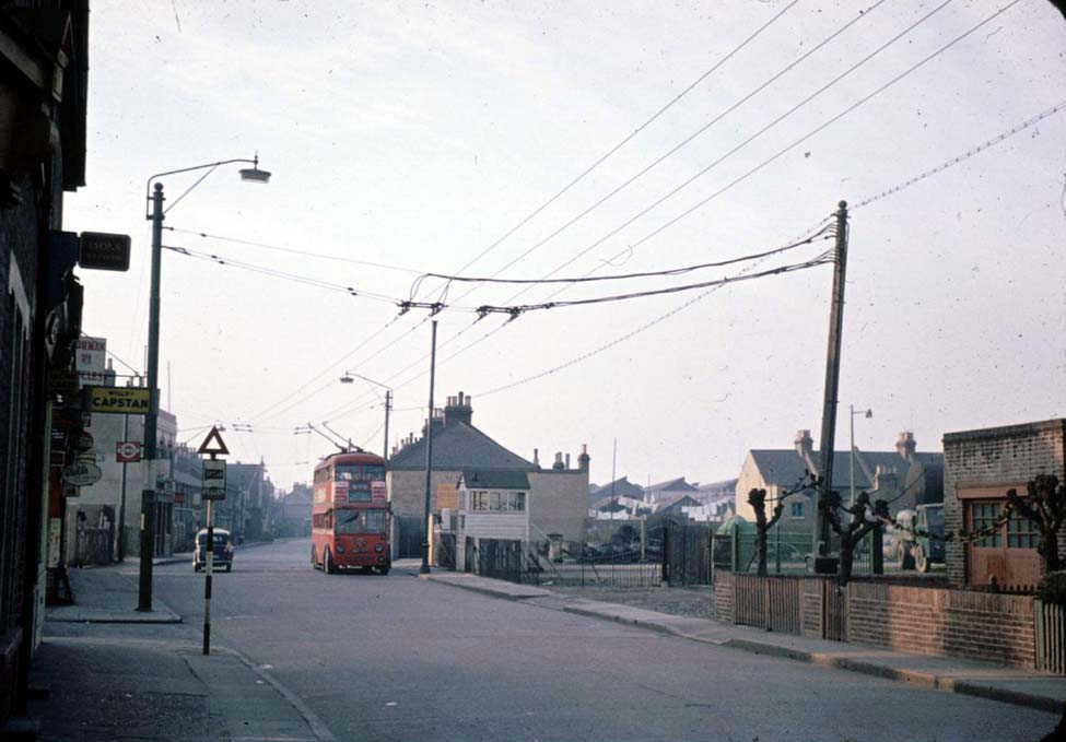West Street, Erith, 1959
