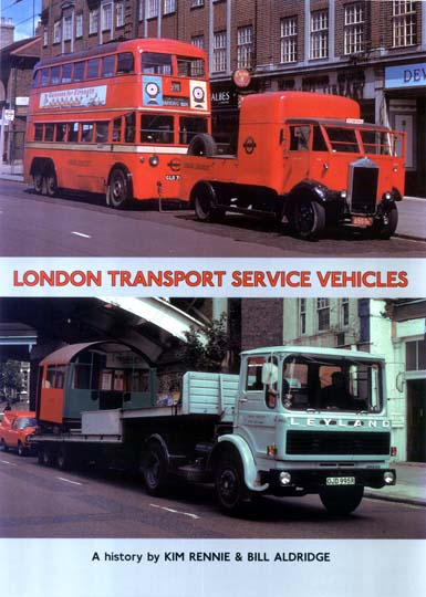 London Transport Services Vehicles